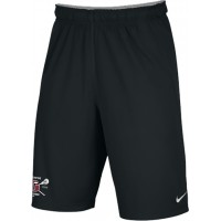Glencoe Lacrosse 21: Adult Size - Nike Team Fly Athletic Shorts - Black